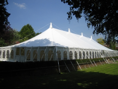 Peg and Pole Tents Manufacturers