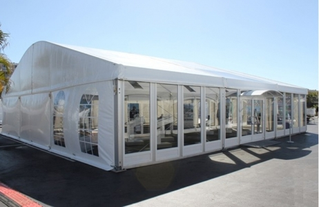 Arch Roof Frame Tents Manufacturers