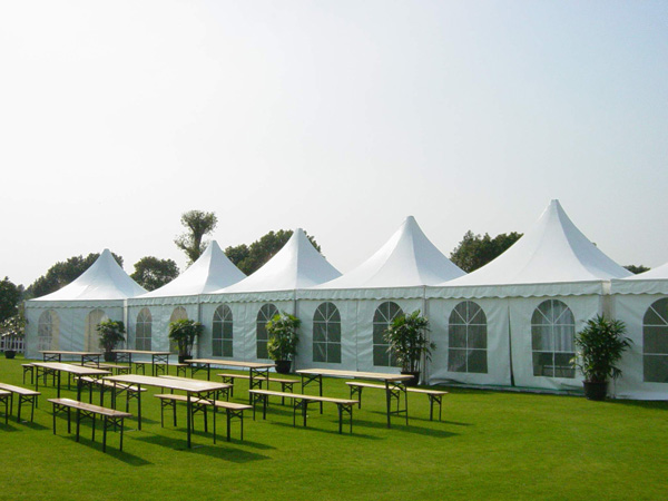 Pagoda Tents Manufacturers